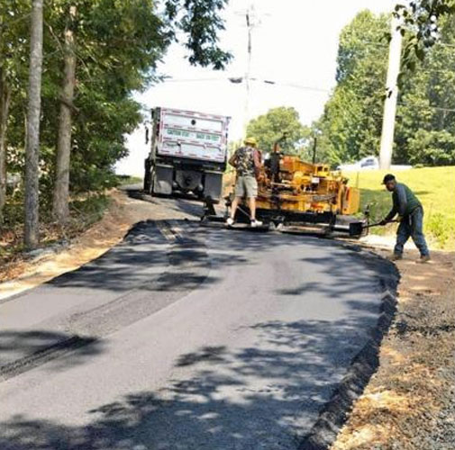 Residential and Commercial Paving Contractors Boston